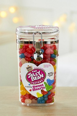 Jelly Bean Sweethearts Jar