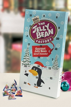 Jelly Bean Advent Calendar