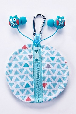 In Ear Headphones With Carry Pouch ...