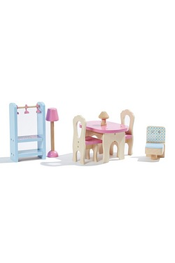 Large Dolls Fashion Mansion Furniture