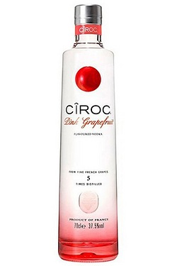 Ciroc Grapefruit Vodka 70cl