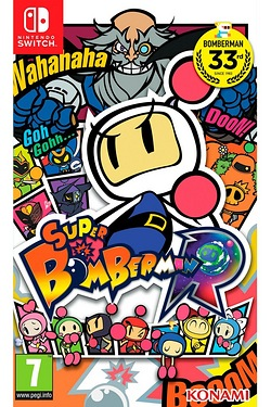 Switch: Super Bomberman R