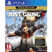 PS4: Just Cause 3: Gold Edition