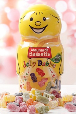 Maynards Bassetts Collectable Jar -...