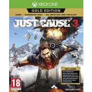Xbox One: Just Cause 3: Gold Edition