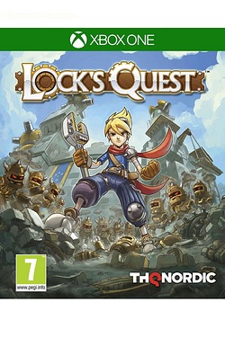 Xbox One: Lock's Quest