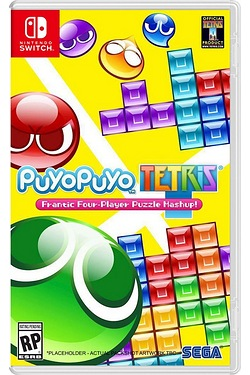 Switch: Puyo Puyo Tetris
