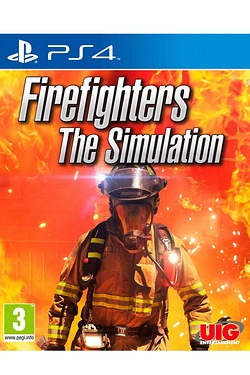 PS4: Firefighters - The Simulation