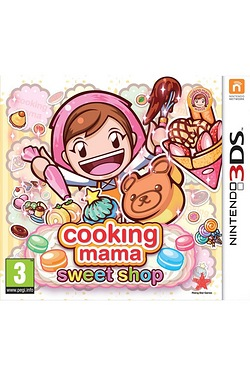 3DS: Cooking Mama Sweet Shop