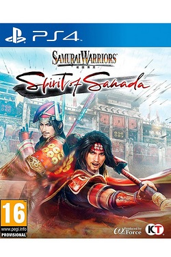 PS4: Samurai Warriors Spirit of Sanada