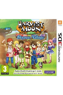 3DS: Harvest Moon Skytree Village