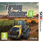 3DS: Farming Simulator 18