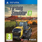 PS Vita: Farming Simulator 18