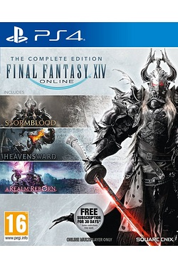 PS4: Final Fantasy XIV: Stormblood