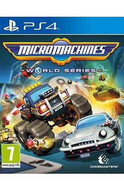 PS4: Micro Machines: World Series
