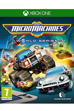 Xbox One: Micro Machines: World Series