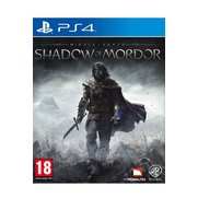 PS4: Middle Earth Shadow of War
