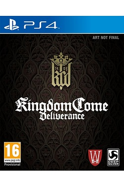 PS4: Kingdom Come: Deliverance