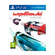 PS4: Wipeout Omega Collection