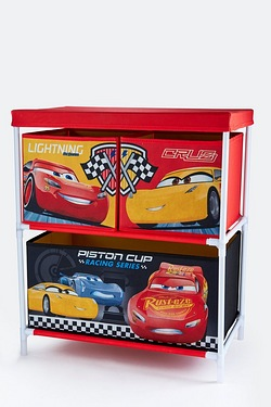 Cars Storage Cabinet