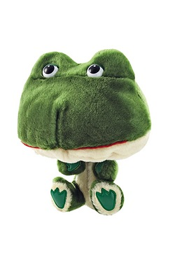 Club Hugger Headcover- Frog