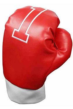 Golf Wood Cover-boxing Gloves
