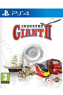 PS4: Industry Giant 2