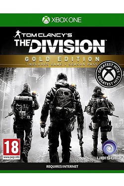 Xbox One: The Division Gold Edition