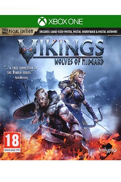Xbox One: Vikings: Wolves Of Midgar...