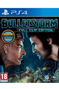PS4: Bulletstorm: Full Clip Edition