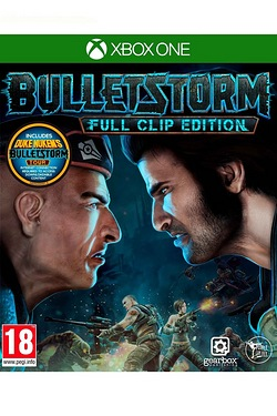 Xbox One: Bulletstorm: Full Clip Ed...