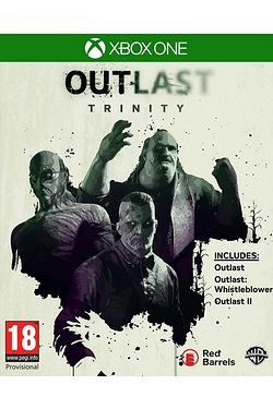 Xbox One: Outlast Trinity