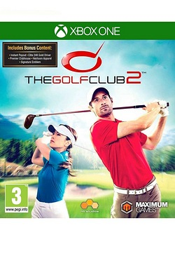 Xbox One: The Golf Club 2