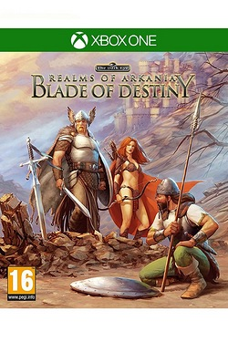 Xbox One: Realms Of Arkania- Blade ...