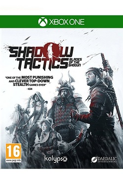 Xbox One: Shadow Tactics: Blades Of...