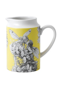 Flower Fairies Gorse Pint Jug