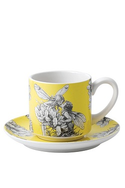 Flower Fairies Gorse Cup and Saucer