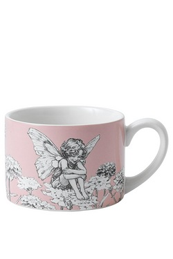 Flower Fairies Candytuft Breakfast Cup