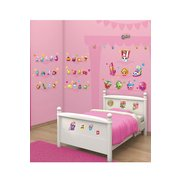 Shopkins Room Decor Kit