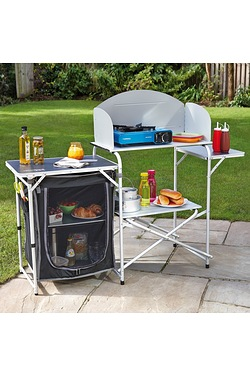 Yellowstone XL Kitchen Stand and Cu...