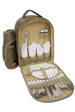 Yellowstone 4 Person Picnic Bag