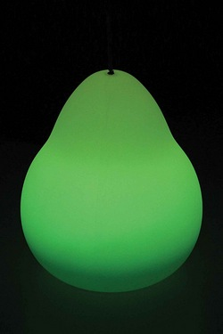 LED Colour Change Pear