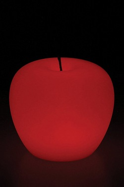 LED Colour Change Apple