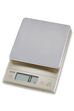 Tanita Digital Kitchen Scale 3Kg