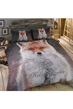 Hello Winter Duvet Set