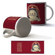 Anyone Can Be A Father Boxed Mug