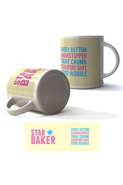 Star Baker Boxed Mug
