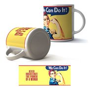 We Can Do It Boxed Mug
