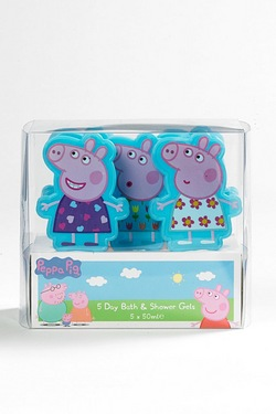 Peppa Pig 5 Day Bath and Shower Gel