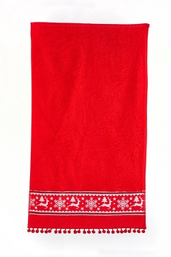 Fairisle Towels